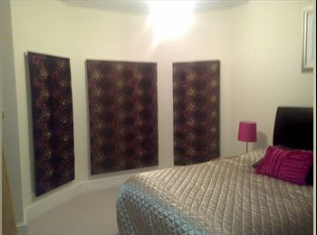 Immaculate Double Room for female- single use only