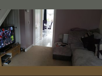 EasyRoommate UK - Double room in new build house in Sherfield Park - Hook, Hart and Rushmoor - £475