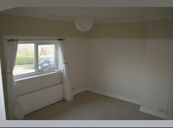 EasyRoommate UK - 2 Double Rooms available within 3 bed semi - Coalville, N.W. Leics and Chamwood - £300