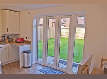 EasyRoommate UK - Double Room with a private bathroom - Stratford-upon-Avon, Stratford-upon-Avon - £455
