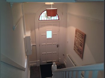 Bright spacious room in newly refurbished house