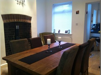 EasyRoommate UK - Double room to rent 8 miles from centre of Leeds - Allerton Bywater, Leeds - £370