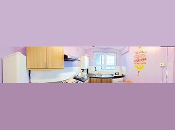 AMAZING ROOMS W/ PATIO JUST REDONE ARTSY! E1!