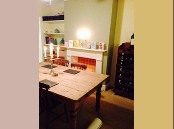 EasyRoommate UK - cosy terraced cottage with double room available - Newtown, Poole - £400