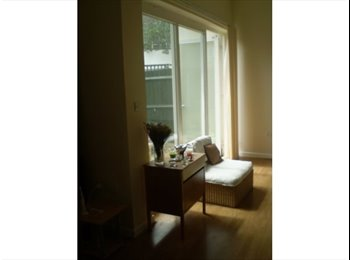 Furnished two double rooms for Muslim ladies
