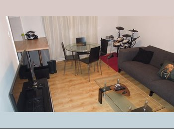 Fully furnished flat to share