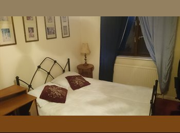 Nice cosy double room in a posh area