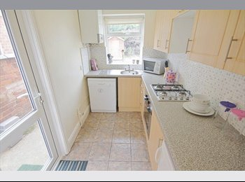 EasyRoommate UK - Double bed room for rent - Loughborough, Loughborough - £356