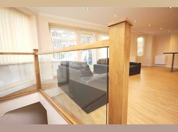 EasyRoommate UK - Brand new, 3 bedroom flat, 3 bathroom. - Archway, London - £2600