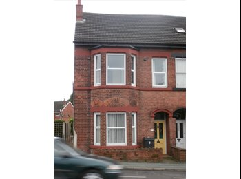 EasyRoommate UK - MR luxury rooms with OWN shower and basin - Wolverhampton, Wolverhampton - £395