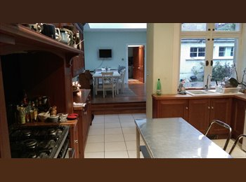 Nice double rooms in lovel large house with garden