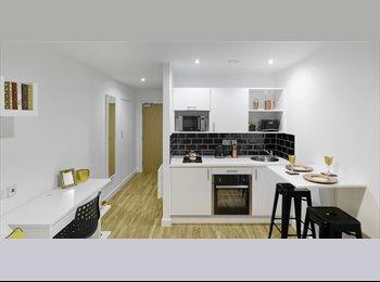 EasyRoommate UK - Studio Apartment - Liverpool Centre, Liverpool - £568