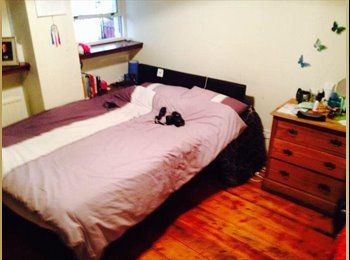 Double room for rent in a friendly and tidy flat