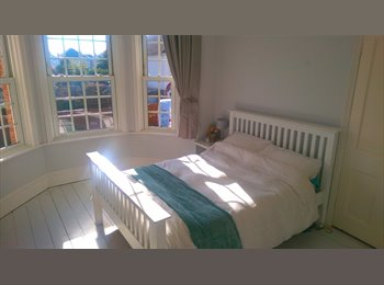 Spacious double room in detached house (all bills inc)