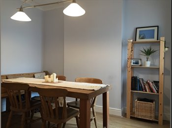 EasyRoommate UK - Housemate wanted for happy houseshare - Roath, Cardiff - £390