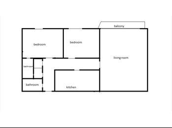 EasyRoommate UK - Ensuite double bedroom to let - North Woolwich, London - £950