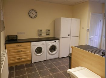 EasyRoommate UK - FANTASTIC EN SUITE ROOM IN PROFESSIONAL HOUSE - St Georges, Bristol - £590