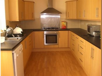 1 double bedroom in a 10-bed student house