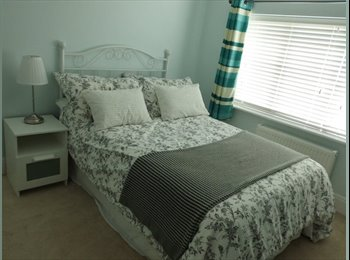 EasyRoommate UK - Quiet double room to rent - Hornchurch, London - £550