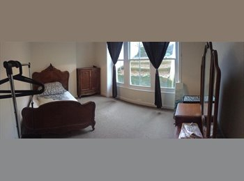 EasyRoommate UK - Large Double bedroom in Hove by Hove station - Hove, Brighton and Hove - £500