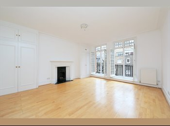 EasyRoommate UK - AMAZING HIGH STREET KENSINGTON LUXURY FLAT - 180m2 - Kensington, London - £1500