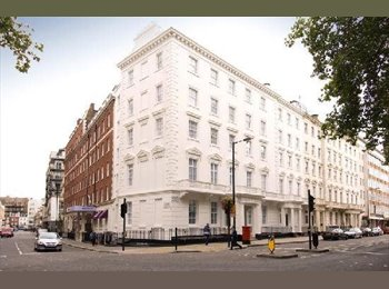 EasyRoommate UK - *** CLEAN LARGE DOUBLE ROOM IN VICTORIA PIMLICO*** - Westminster, London - £866