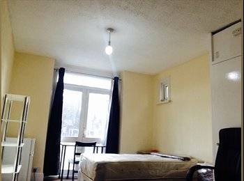 lovely 1 double bedroom for rent in Leytonstone