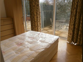 EasyRoommate UK - LuxuryTopQualityExecStandard DoubleRoom ShareKitch - Ealing, London - £800