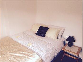 Double room in ground floor flat