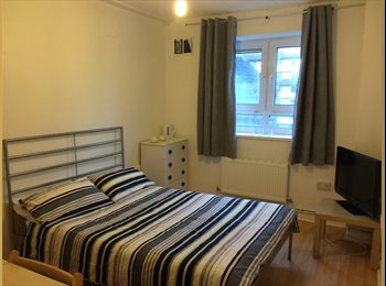 EasyRoommate UK - Twin/Double in Chalk Farm £180 pw - Camden, London - £790