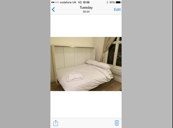 EasyRoommate UK - FANTASTIC DOUBLE ROOM WITH EN SUITE - W8 - Kensington, London - £2100