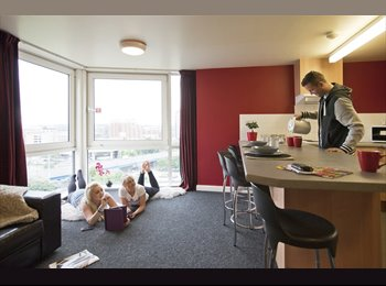 EasyRoommate UK - All Inclusive Student Accommodation - City Centre - Leeds Centre, Leeds - £464