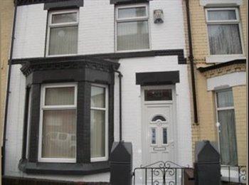 Double room, Kensington, Liverpool- Bills INC!