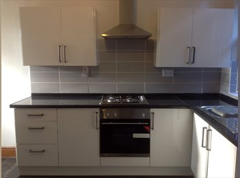 Newly refurbished house in NG3