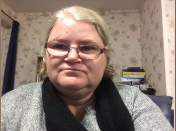 EasyRoommate UK - Sheena - 48 - Basingstoke and Deane