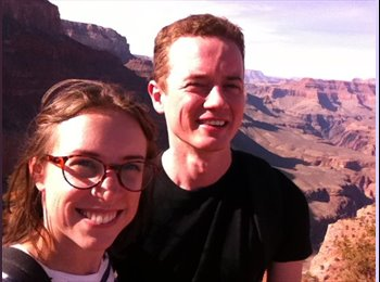 EasyRoommate UK - Andrew and Anna - 28 - London