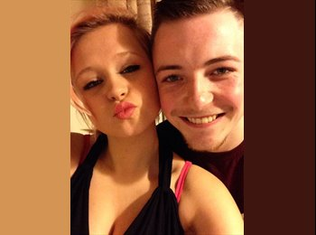 EasyRoommate UK - Casey & Amber - 19 - Southend-on-Sea