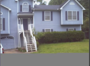 EasyRoommate US - NICE ROOM FOR RENT UTILITIES AND MORE INCLUDED - Marietta, Atlanta - $650