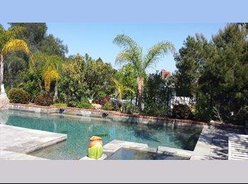 EasyRoommate US - safe home San Juan Capistrano full house privilege - San Juan Capistrano, Orange County - $800
