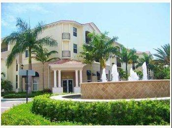 EasyRoommate US - FEMALE ROOMMATE NEEDED ASAP - Boynton Beach, Ft Lauderdale Area - $750