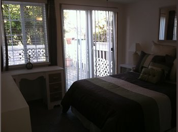 PRIVATE ENTRY ROOM w/ DECK & FULL BATH IN ROOM!