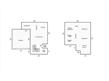 1 Bedrooms Available in Townhouse built in 2005