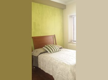Bedroom in Harlem Condo