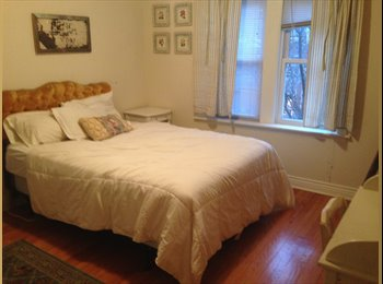 1br sublet from 2br/1ba in Lakeview $1050