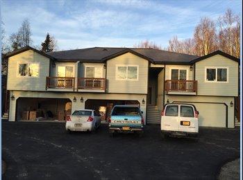 EasyRoommate US - New 5 star triplex in wasilla AK  - Anchorage North, Anchorage - $1600