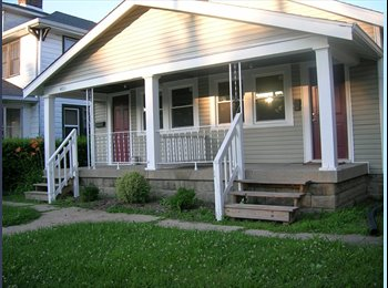 EasyRoommate US - 1 Br/1Ba Duplex Apartment on Boulevard - Marion, Indianapolis Area - $475