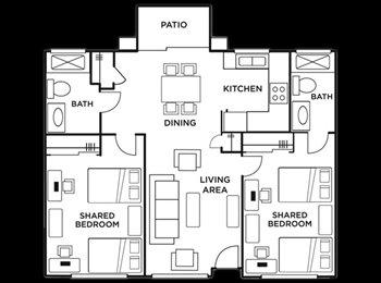 Aztec Corner Apartment June-July