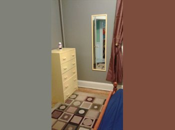 One Bedroom for rent/available March 1st.