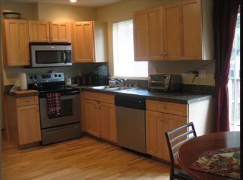 EasyRoommate US - Room for rent with your own private bathroom - Bellingham, Bellingham - $500