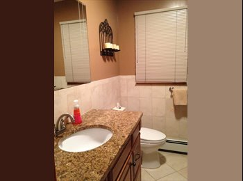 EasyRoommate US - Responsible female to share large, 2 bdrm apt - Nutley, North Jersey - $650